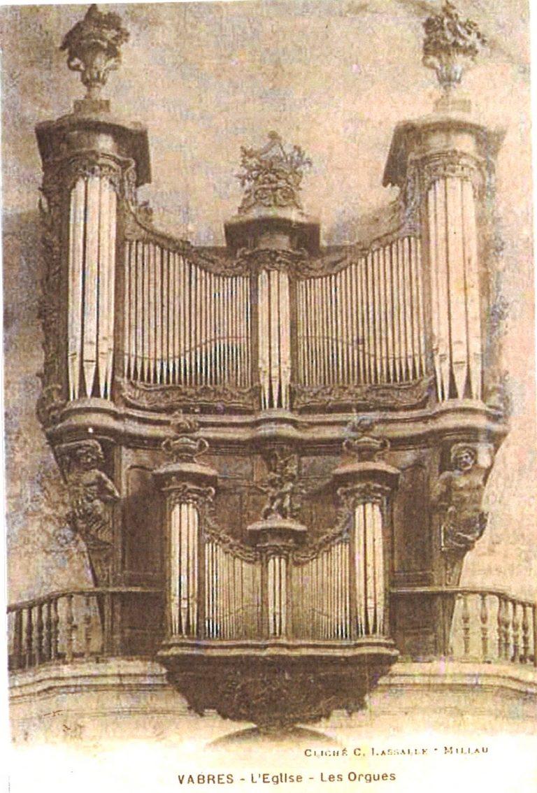 L'orgue de la Cathédrale