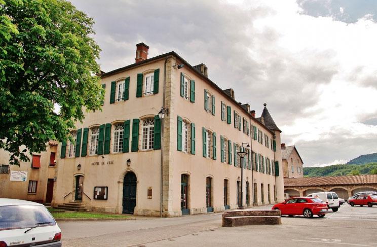 Hôtel de ville de Vabres-l'Abbaye