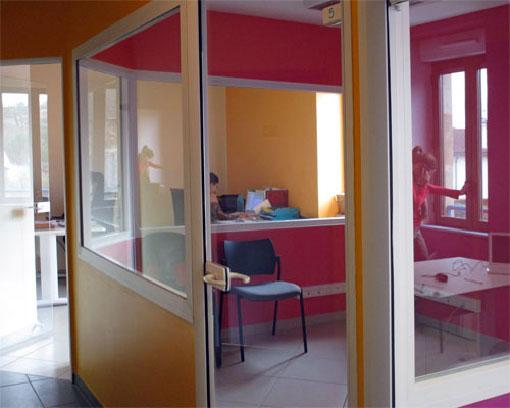 Tiers lieu l'Oustalou, bureau privatif