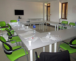 Salle de réunion, tiers-lieu l'Oustalou
